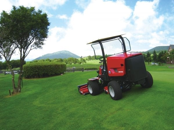 Baroness Approach Surrounds Mowers
