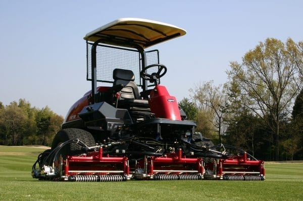 Baroness Fairway Mowers