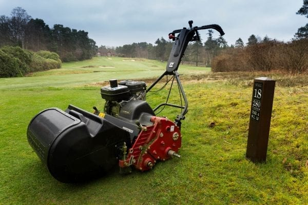 Baroness Greens Tees Mowers