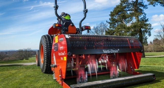 Charterhouse Aeration machinery