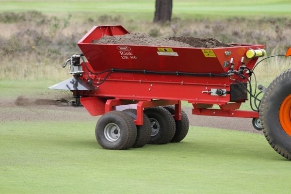 Charterhouse TopDressing