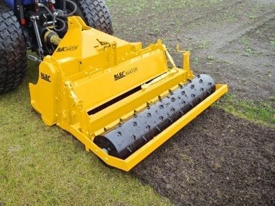 Blec Blecavator BV130 with Tractor