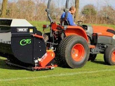 Trilo C15 mower for hire