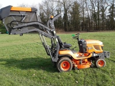 Kubota G23 HD ride on mower