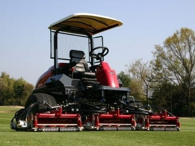 Baroness LM2700 fairway mower