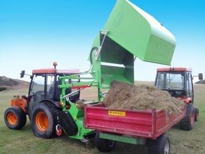 Ryetec P1600 Tractor