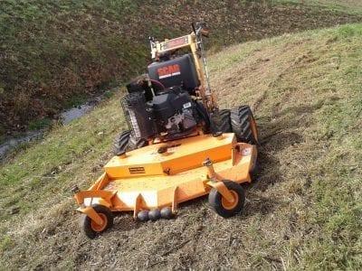 Scag SWZ rotary mower