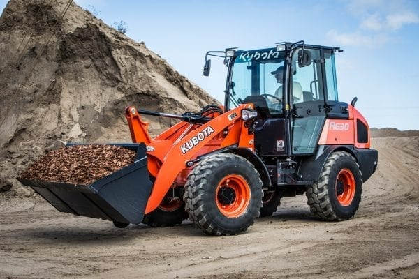 Kubota Wheel Loaders