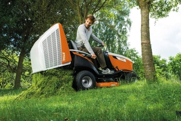 Stihl Ride On Mowers