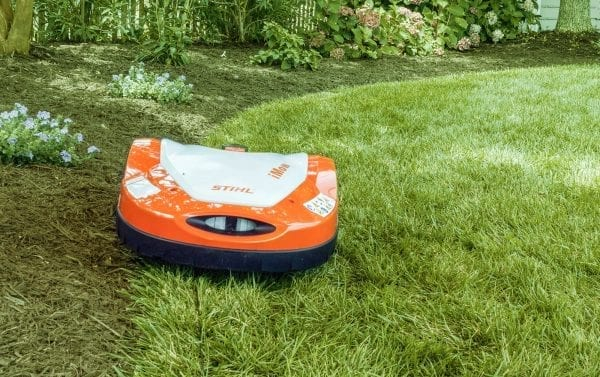 Stihl Robotic mower