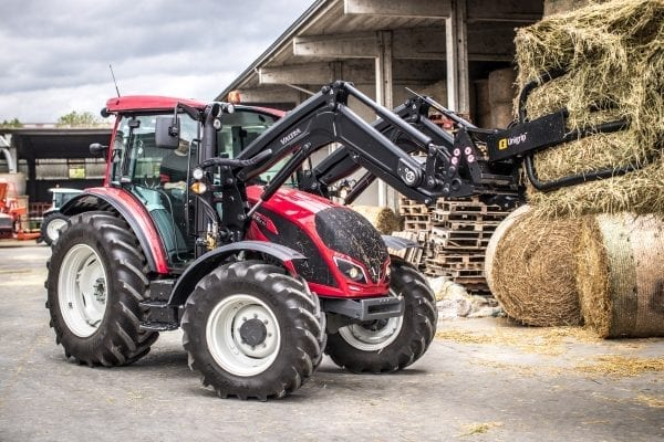 Valtra A Series tractor