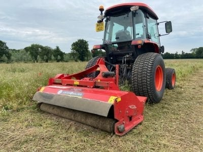 Trimax Warlord 175 HIRE