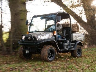 Kubota RTV X1110 Utility Vehicle For Events