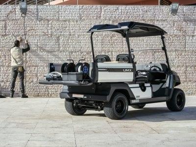 Yamaha UMX Utility Vehicle For Events