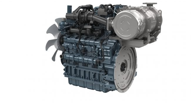 Kubota Diesel (CI) Engines