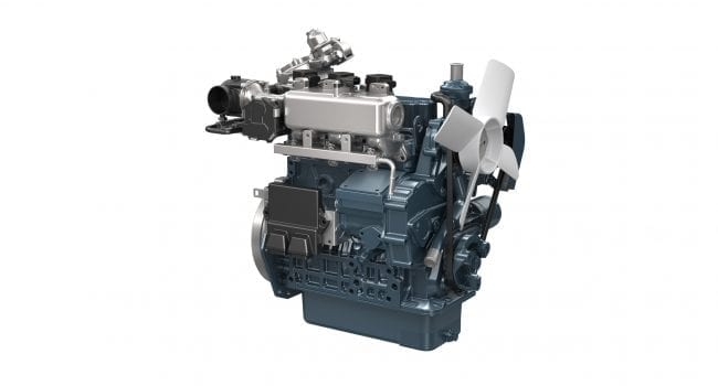 Kubota Spark Ignited (SI) Engines