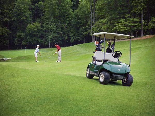 Yamaha Golf Range
