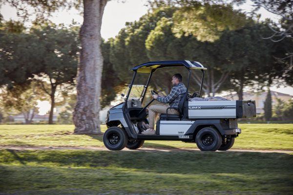 Yamaha Golf Utility Range